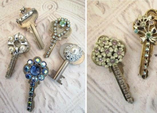 customizar llaves, personalizar,tunear, diys, manualidades