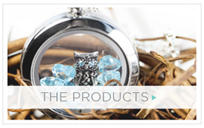 The Origami Owl Products at StoriedCharms.com