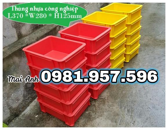 Hộp nhựa có nắp, hộp nhựa 10L có nắp, hộp nhựa bảo quản hàng