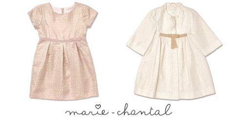 Princess Estelle's Style: MARIE CHANTAL Dress and Coat