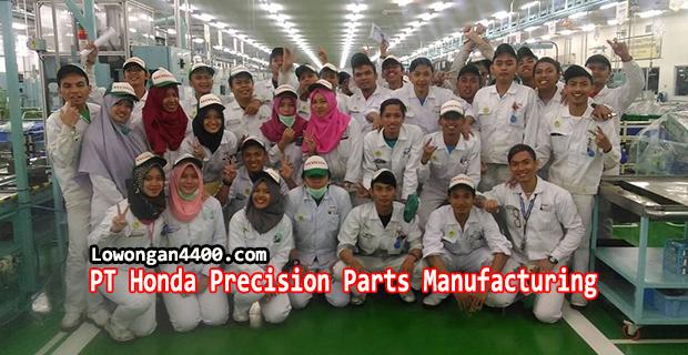Lowongan Kerja PT Honda Precision Parts Karawang
