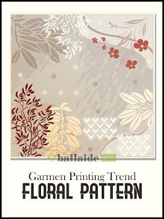 Inspirasi motif dalam desain tekstil
