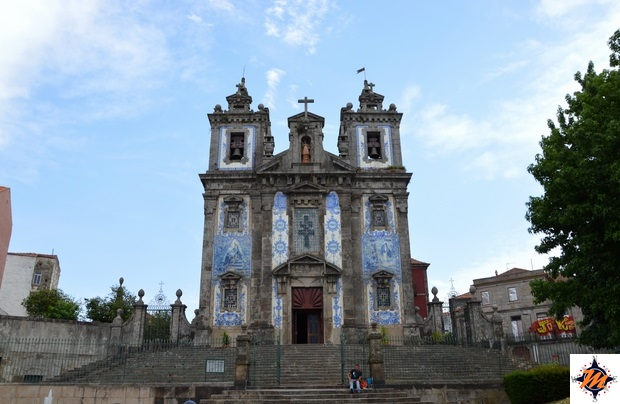 Oporto, Chiesa di Santo Ildefonso