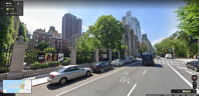 fotos de las calles en google