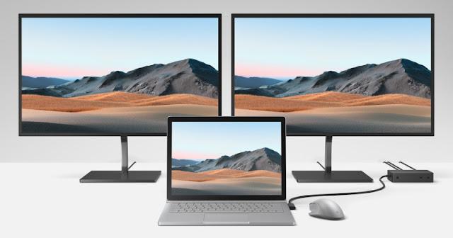 Microsoft presenta il Surface Book 3: il suo Laptop più potente di sempre
