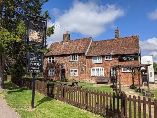 The Fox, High Street, Pirton
