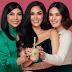 Pia Wurtzbach, Pauleen Luna, Chef Nina Almoro opens bubble tea shop, 'BESTEA'