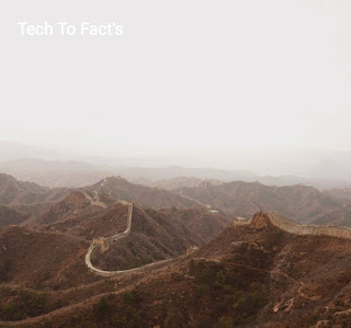 9 unknown facts about Great wall of China.