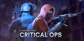 Critical Ops 1.5.0.f555 MOD APK+ Data Online