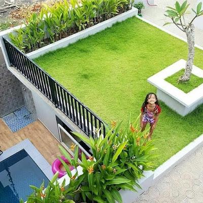 Taman Atap ( Rof Garden ) - Tukang Rumput Bogor
