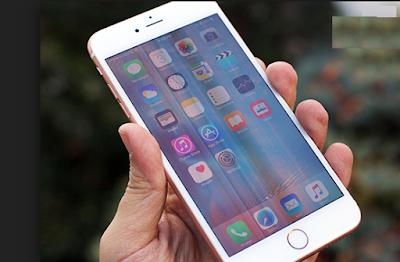 Màn hình iphone bị lỗi màn hình