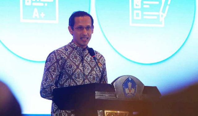 Nadiem Makarim Menteri Pendidikan dan Kebudayaan