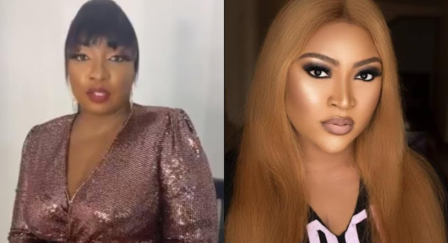Actress Anita Joseph Calls Out Her Bestie, Uche Elendu. Asks If She Is A Witch