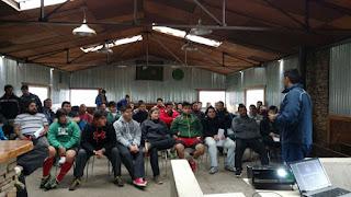 Se realizó el primer Curso de Acreditación de Primeras Lineas en Río Grande