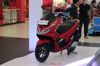 All New Honda PCX