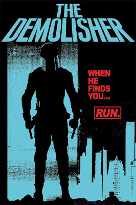 The Demolisher 2015 DVD R2 PAL Spanish