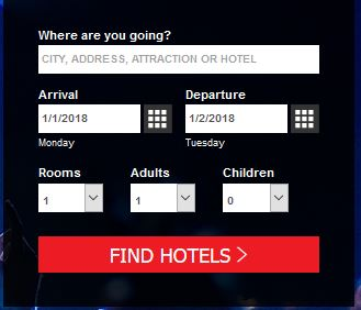 20% discount code for Hilton Hotels in Europe /by/ Vakanz