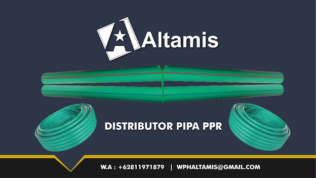 Jual Distributor Supplier Pipa PPR