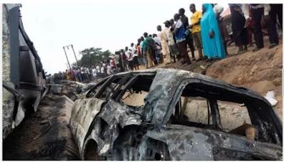 Fuel tanker crash kills 23 in Nigeria