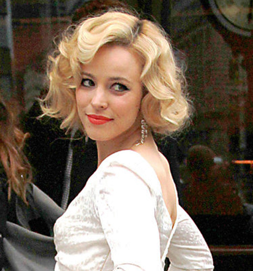 Cinema Connection Hair And Makeup Mark The Look Of Marilyn