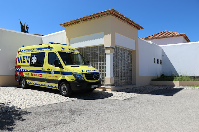 Concelho de Castro Marim já tem Posto de Emergência Médica