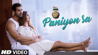 PANIYON SA Song Lyrics | Satyameva Jayate | John Abraham | Aisha Sharma | Tulsi Kumar | Atif Aslam |Rochak K
