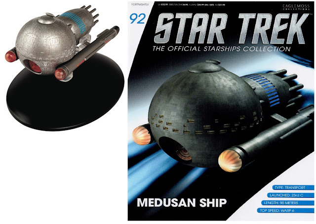 Star Trek Eaglemoss Starship Collection FÖderations Scoutschiff Ausgabe #80 Reine WeißE Tv-fanartikel Science-fiction