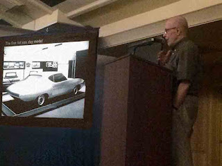 Automotive designer Bill Porter was instrumental in the development og the 1968 Pontiac GTO and 1970 Firebird.