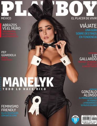 Playboy México: Manelyk