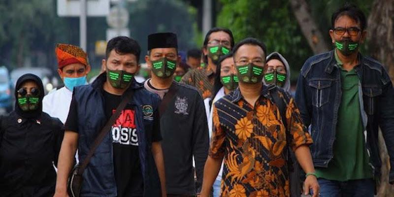 ProDEM Bakal Gelar Aksi Spontan di PN Jaksel, Tuntut Pembebasan Jumhur Hidayat!