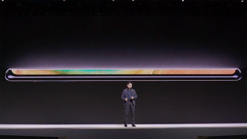 Stunning Horizon Display