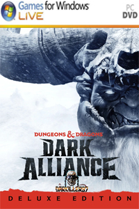 Dungeons and Dragons Dark Alliance Deluxe Edition