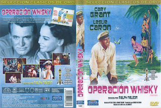 Operación Whisky (1964) (Father Goose ) » Caratula descargar