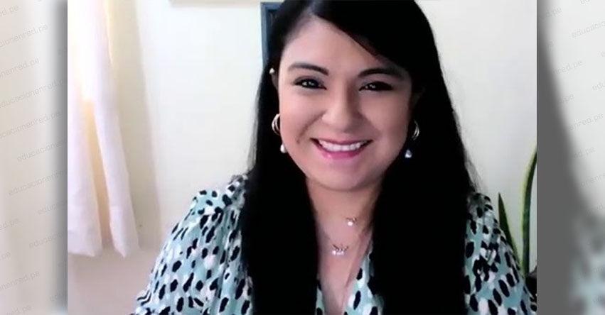 MINEDU: Vanessa Toribio es la nueva viceministra de Gestión Pedagógica del Ministerio de Educación (R. S. Nº 011-2021-MINEDU)
