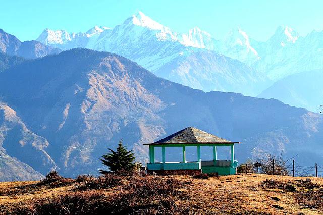 Munsiyari - The Gem of Uttarakhand, khaliya top