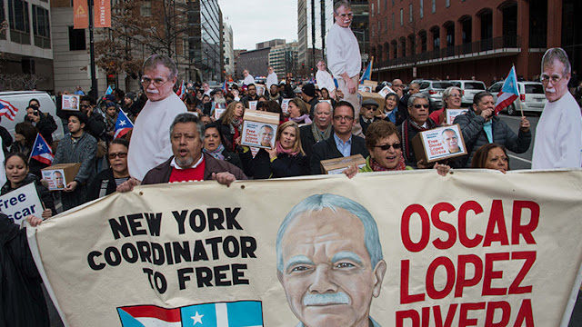Obama indulta al independentista puertorriqueño Óscar López Rivera