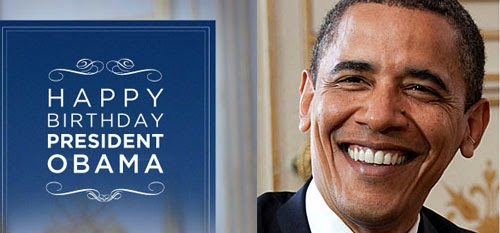 High School Democrats Of America Happy Birthday Barack Obama Thank You For Your Continued Leadership And Strength We Miss You In The White House Happybirthdayobama Facebook