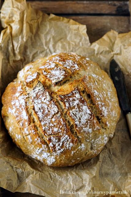 chleb, zakwas, pieczywo, sniadanie, bernika, kulinarny pamietnik, zytnia, jedzenie