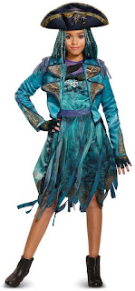 Disney Descendants 2: Uma Deluxe Isle Look Costume