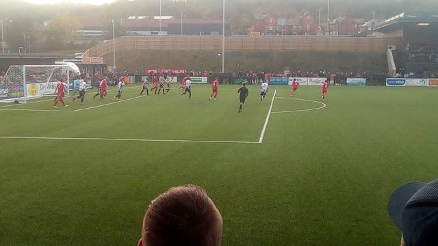 Scarborough Athletic Stafford Rangers