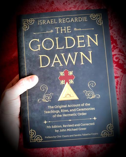 The Golden Dawn. Israel Regardie. John Michael Greer. Llewellyn Books. Ceremonial Magick