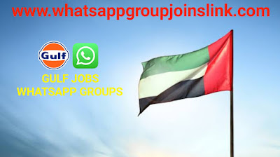 Join 100+ Gulf Jobs WhatsApp Group Joins Link