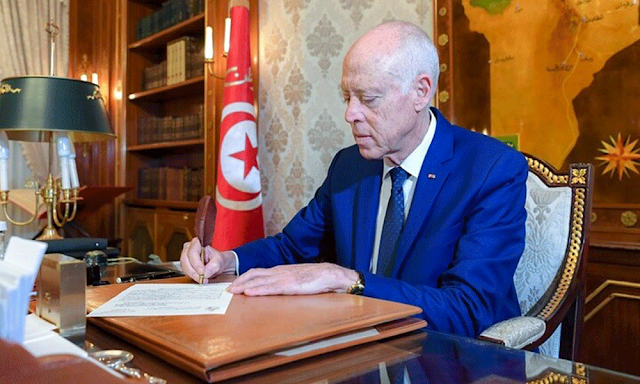 Tunisie Kais Saïed: Des nominations au ministère des Affaires étrangères
