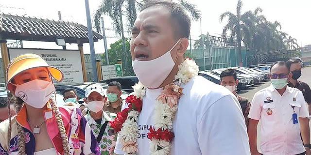 PAN Desak Stasiun TV Setop Tayangkan Saiful Jamil