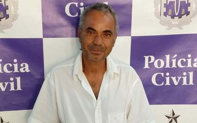 Homem acusado de estuprar criança de 8 anos é preso em Pindobaçu