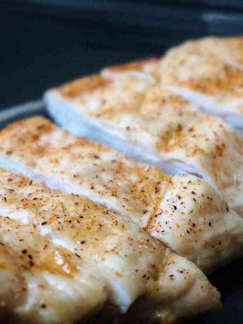 Air Fryer Boneless Chicken Breast