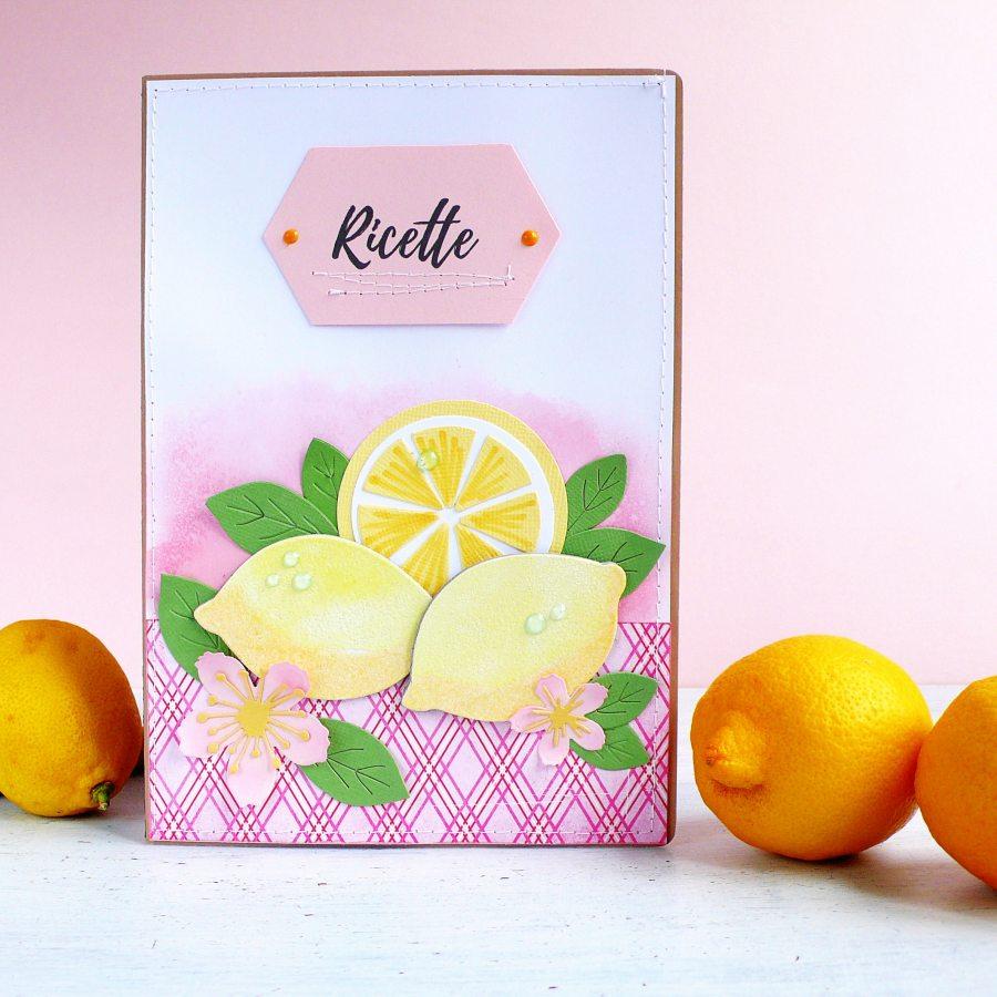 Ricettario Fai da te con limoni - Recipe Book
