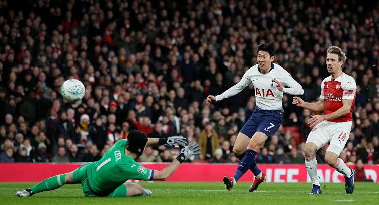 نتيجة مباراة ارسنال وتوتنهام بتاريخ 01-09-2019 الدوري الانجليزي