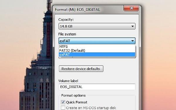 تعرف على أهم الفروقات بين FAT32 ، NTFS و exFAT و لما يصلح كل نوع ؟!