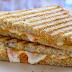 Receita super versátil e saudável de pão de aveia de micro-ondas ou frigideira